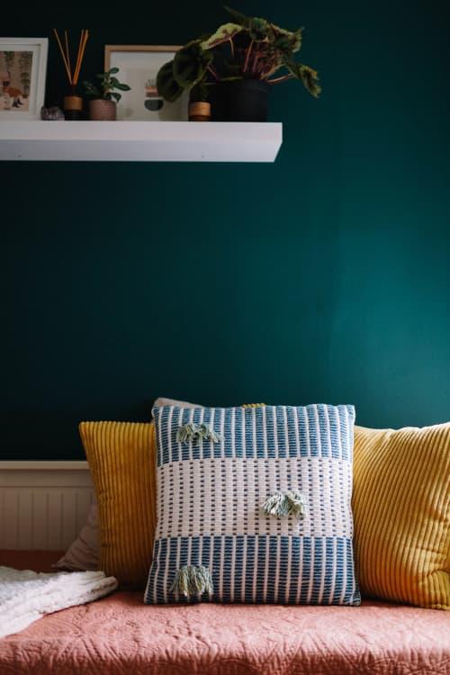 Salento Pillow | Pillows by Zuahaza by Tatiana