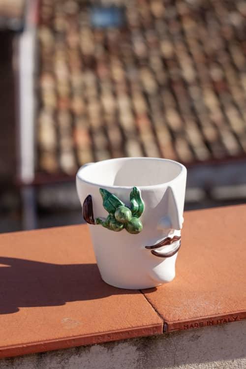 Cups by Patrizia Italiano seen at Creator's Studio - Oliva  Mug