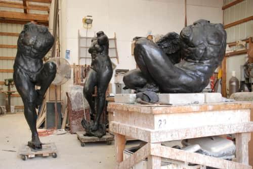 Gary Weisman - Public Sculptures and Public Art
