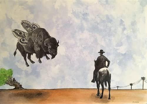 Jonathan Plotkin - Murals and Art
