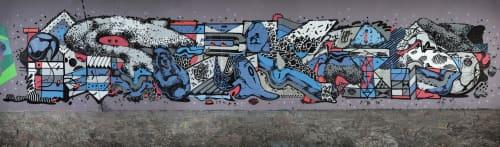 Sobekcis - Murals and Street Murals