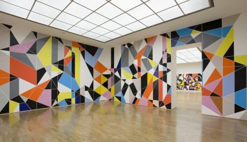 Sarah Morris - Paintings and Art