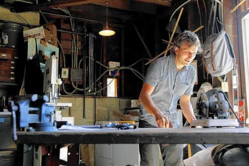 Brendan Ravenhill - Lighting and Chairs