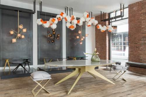 Gabriel Scott - Lighting and Tables