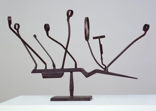 David Smith - Sculptures and Art