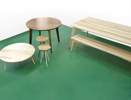 Oliver Apt - Tables and Furniture