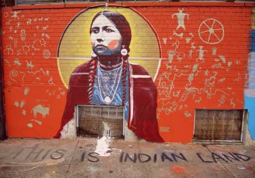 LMNOPI - Street Murals and Public Art