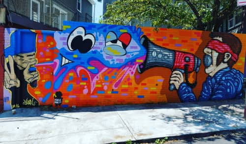 Kwue Molly - Murals and Art