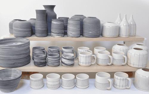Clay Factor Ceramics - Tableware and Planters & Vases