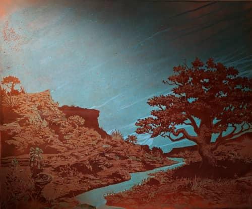 Nicholas Knudson (Dr. Knudson) - Paintings and Art