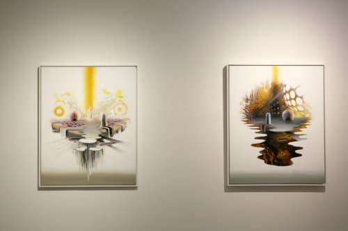 David Chong Lee - Paintings and Art