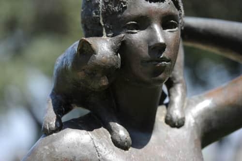 Ursula Malbin - Sculptures and Art
