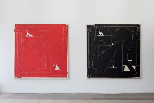 Richard Colman - Murals and Art