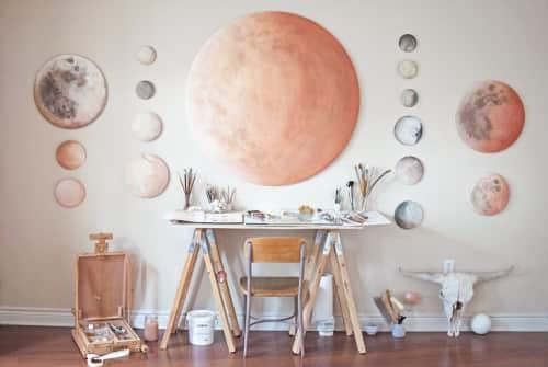 Stella Maria Baer - Paintings and Murals