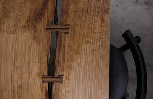 Ghostown Woodworks by Rusty Dobbs - Tables and Benches & Ottomans