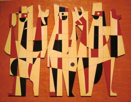 Carlos Mérida - Paintings and Art