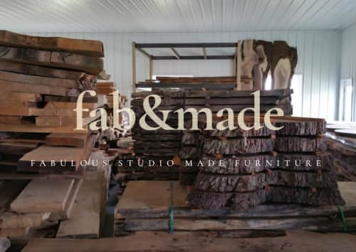 fab&made - Tables and Furniture