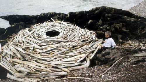 Andy Goldsworthy - Public Sculptures and Sculptures