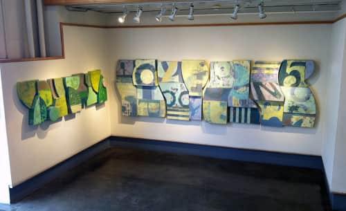 Richard Taylor - Art and Public Sculptures
