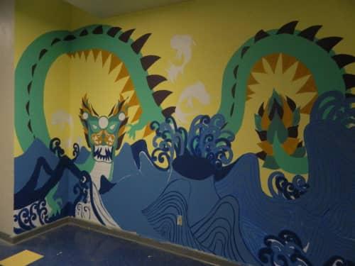 Megan Stevens - Murals and Art
