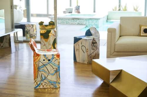Reinaldo Sanguino - Chairs and Sculptures