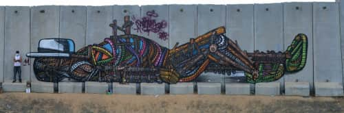 Don Rimx - Street Murals and Public Art