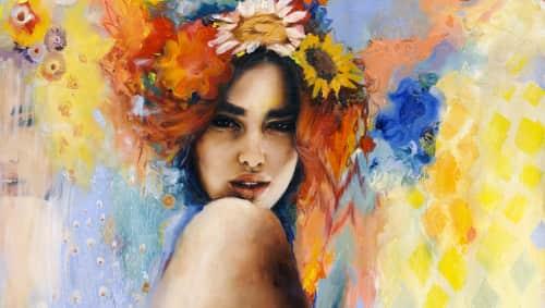 Charmaine Olivia - Paintings and Art