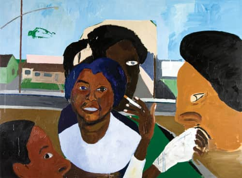 Henry Taylor - Street Murals and Public Art