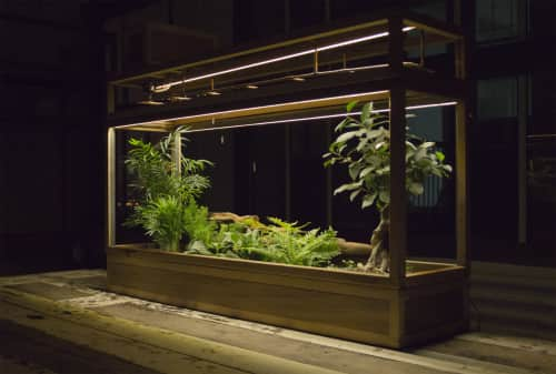 Plant-In City - Planters & Garden and Benches & Ottomans