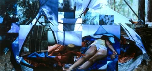 Jessica McCoy Painting - Public Mosaics and Public Art