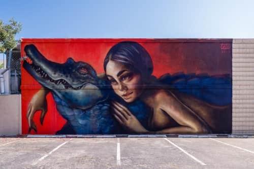 Tatiana Suarez - Murals and Art
