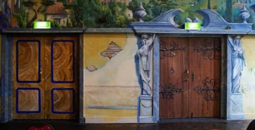 Paul Louis Kalishoek's Fantastic Visions - Paintings and Art