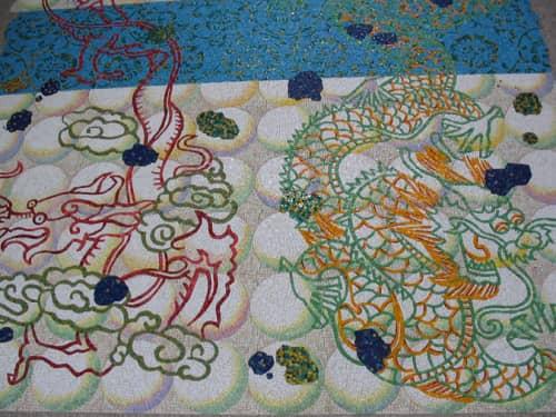 Amy Cheng - Murals and Street Murals