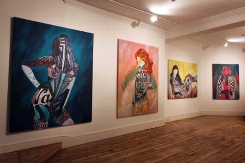 Faile - Murals and Art