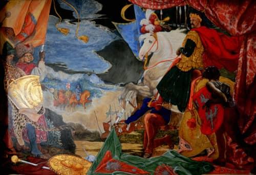 John De Rosen - Murals and Art