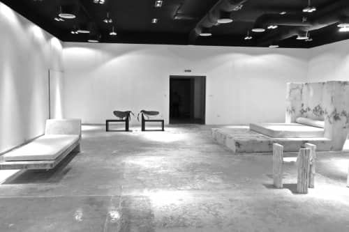 Rick Owens - Tables and Furniture