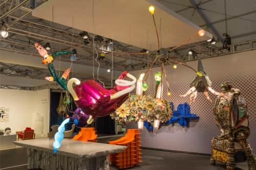 Misha Kahn - Sculptures and Art