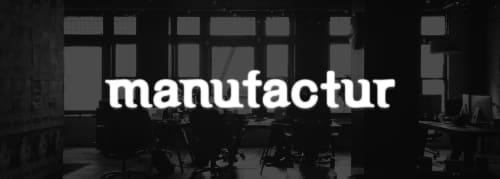Manufactur - Signage