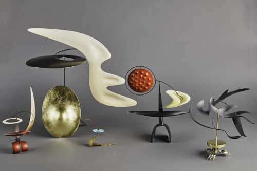 Mark Davis - Sculptures and Art