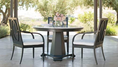 Janice Feldman of JANUS et Cie - Furniture and Chairs