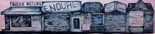 Max Allbee - Street Murals and Public Art