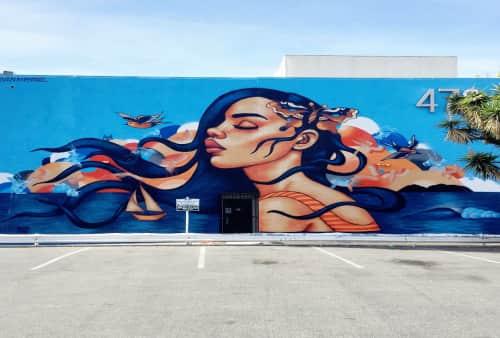 Evan Mendel - Street Murals and Public Art