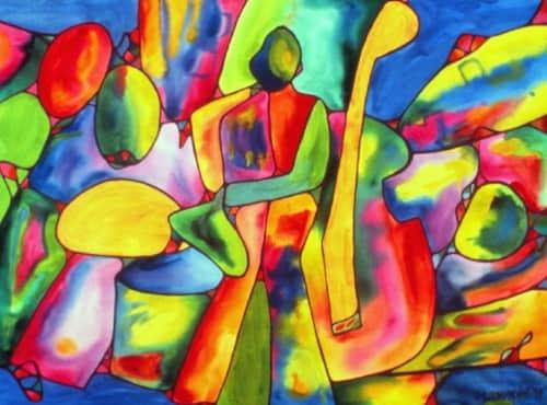 Robin Strayhorn - Public Mosaics and Public Art
