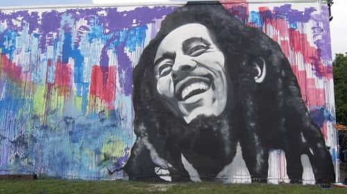 Trek6 - Street Murals and Public Art