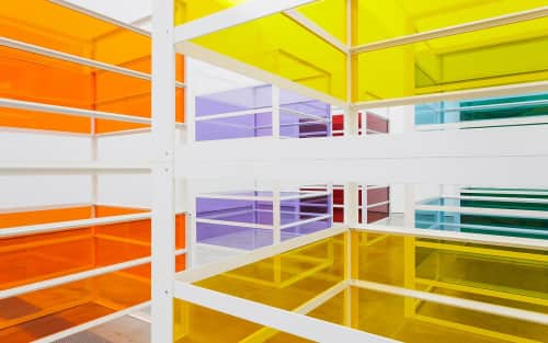 Liam Gillick - Sculptures and Art