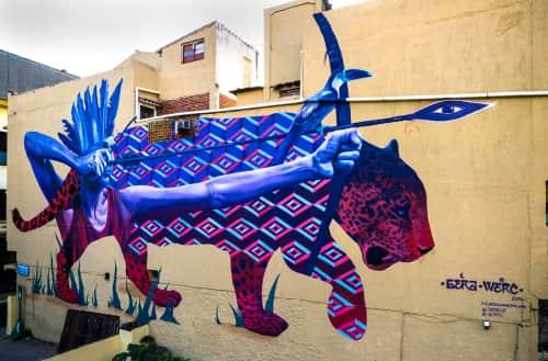 Geraluz - Street Murals and Public Art