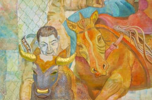 Dmitry Mosaics - Art and Public Art