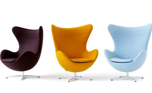 Arne Jacobsen - Chairs and Sconces