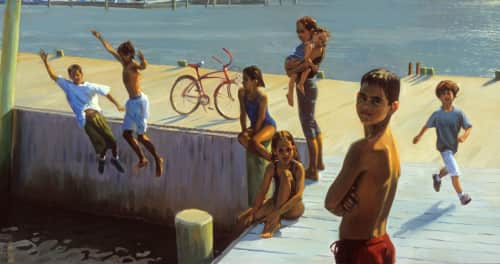 Stanley Goldstein - Paintings and Art