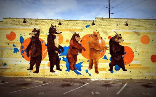 Leah Tumerman - Art and Street Murals